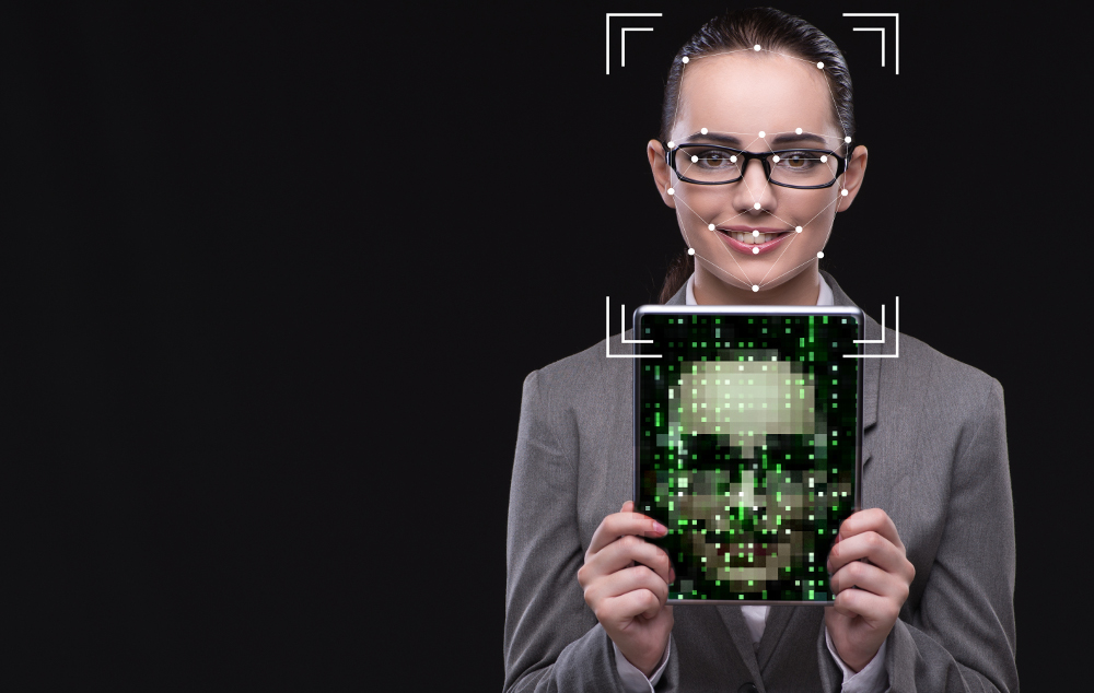 digital id facial recognition system