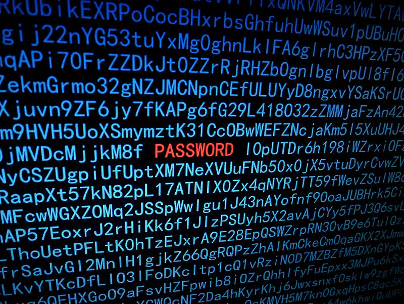 How to generate strong passwords